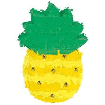 Hello Summer Pineapple Tissue Mini decoration with Gems
