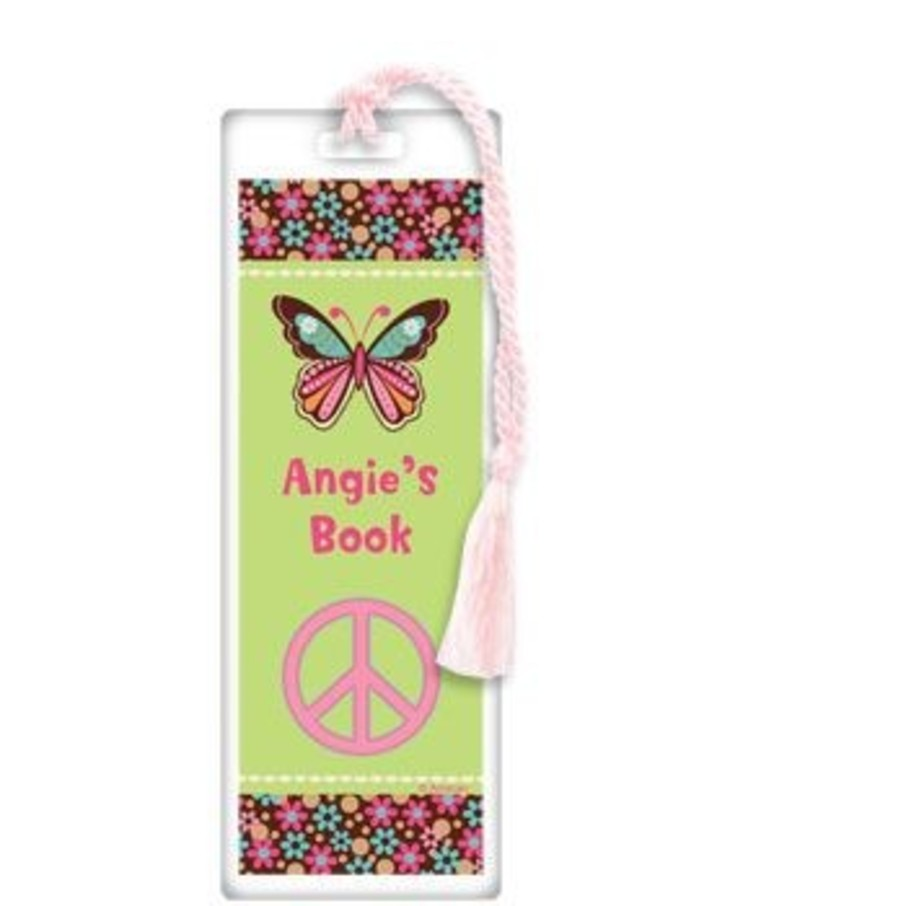 View larger image of Hippie Chick Personalized Bookmark (each)