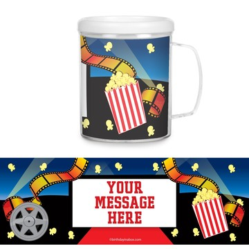 Hollywood Personalized Favor Mugs (Each)
