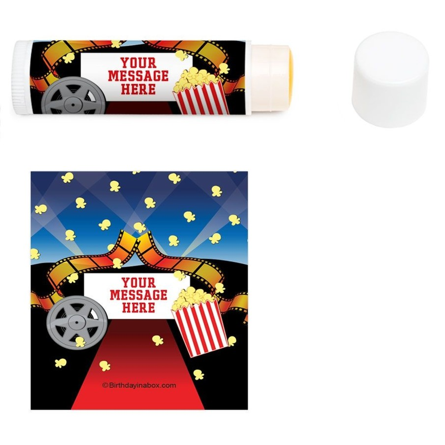 View larger image of Hollywood Personalized Lip Balm (12 Pack)