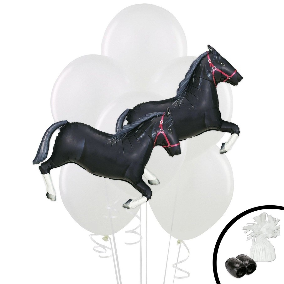 View larger image of Horse Jumbo Balloon Bouquet