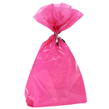 Hot Pink Treat Bags