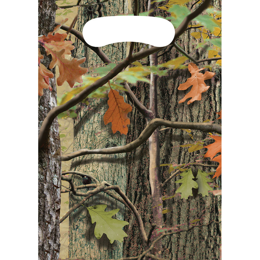 View larger image of Hunting Camo Treat Bags (8)