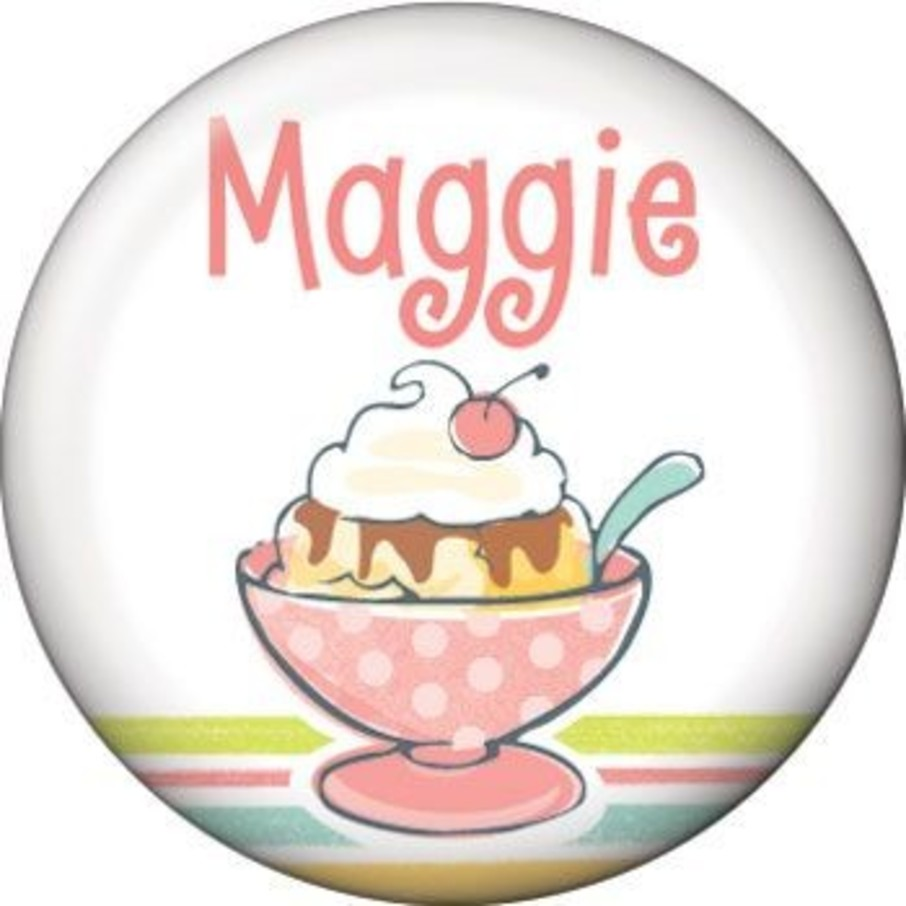 View larger image of Ice Cream Party Personalized Mini Magnet (each)
