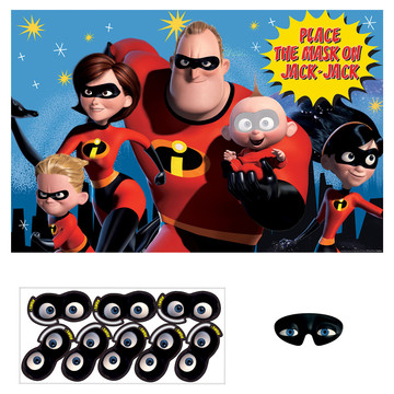 Incredibles 2 Party Game
