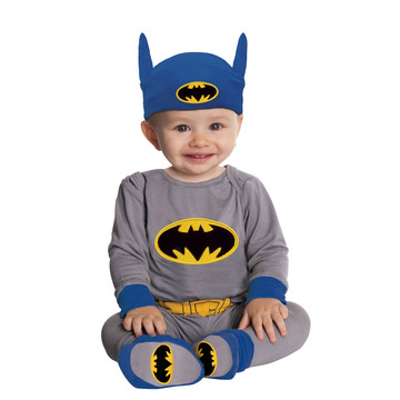 Infant Batman Romper