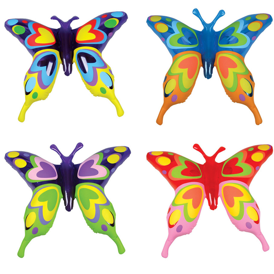 "View larger image of Inflatable Butterfly (27"")"