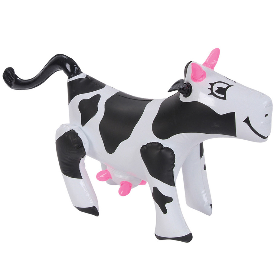 View larger image of Inflatable Cow