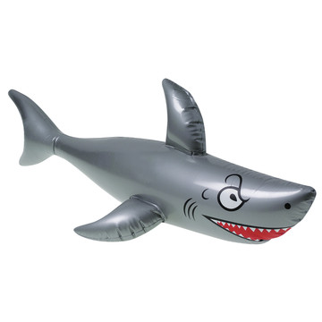 "Inflatable Shark (40"")"