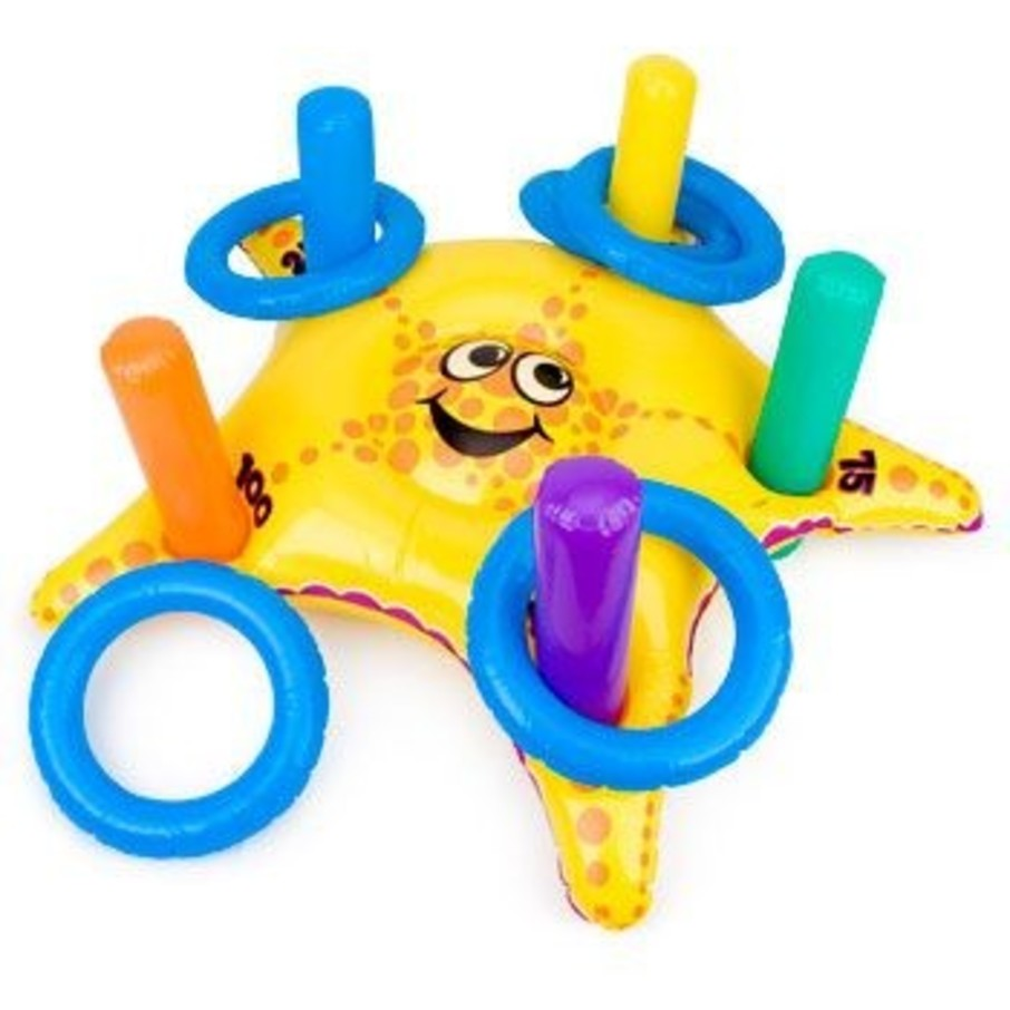 View larger image of Inflatable Starfish Ring Toss Game (each)