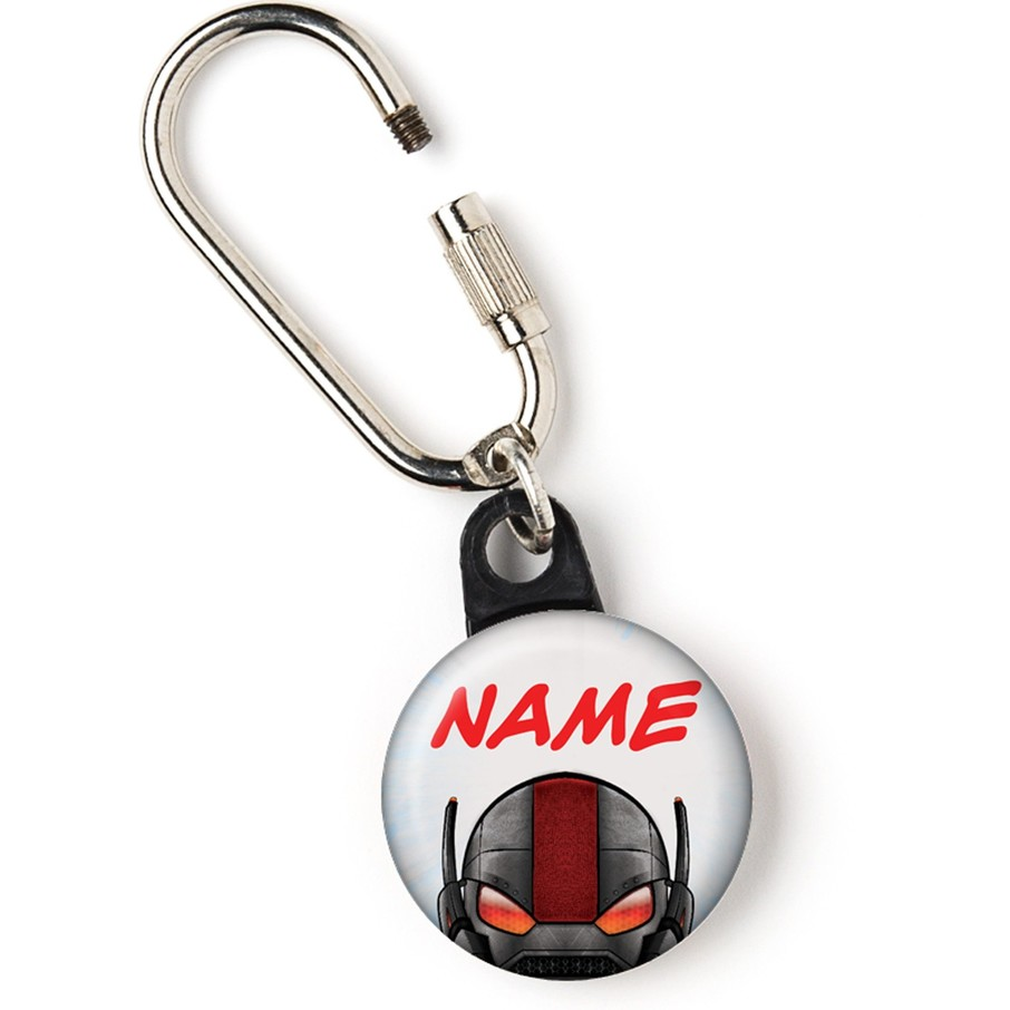 "View larger image of Insect Man Personalized 1"" Carabiner (Each)"