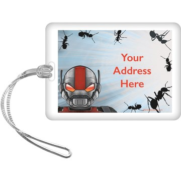 Insect Man Personalized Bag Tag (Each)