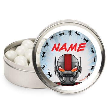 Insect Man Personalized Mint Tins (12 Pack)