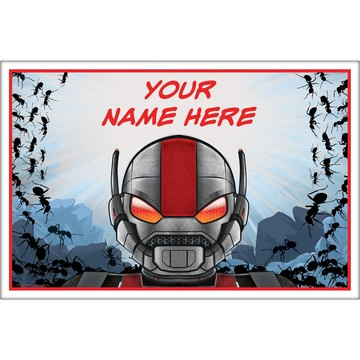Insect Man Personalized Placemat (Each)