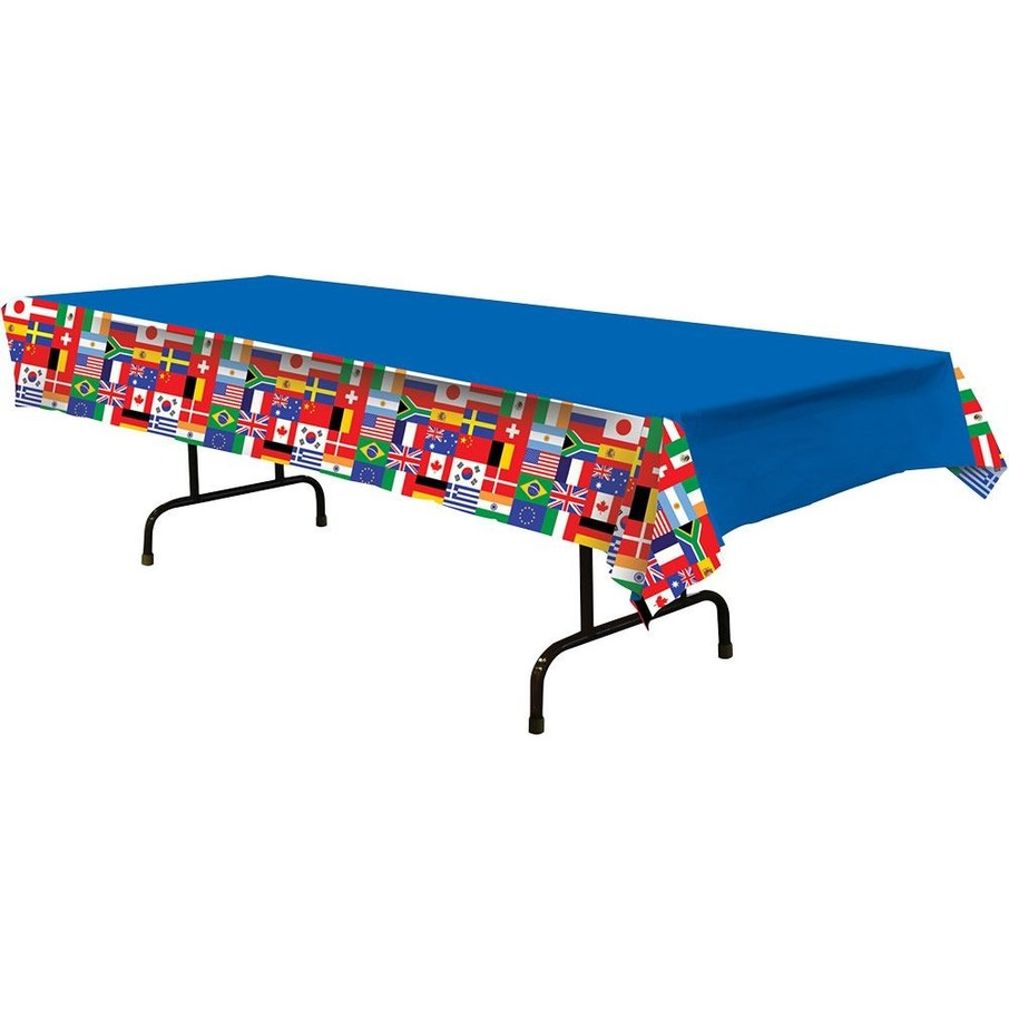 View larger image of International Party Table Cover (Each)