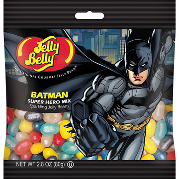 Jelly Belly Batman Jelly Beans 2.8 oz Bag (Each)