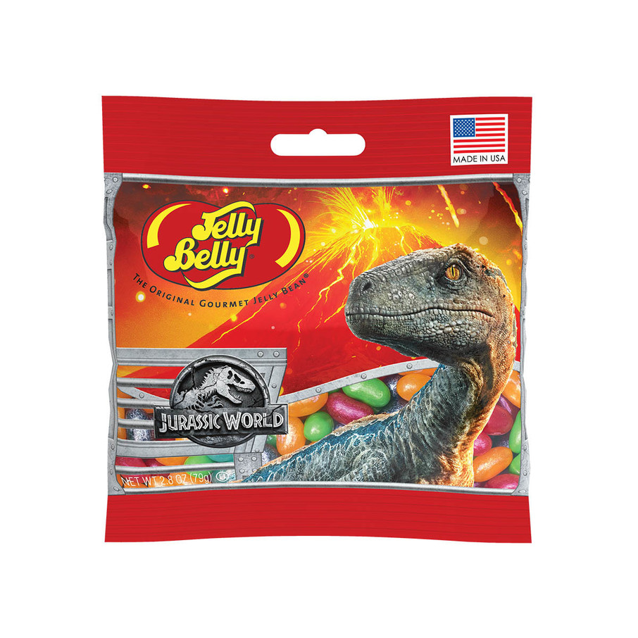 View larger image of Jelly Belly Jurassic World Jelly Beans 2.8 oz Bag (1)
