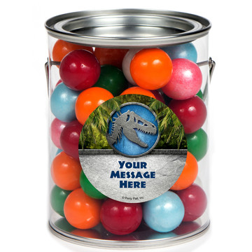 Jurassic Personalized Paint Cans (6 Pack)