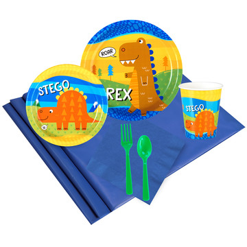 T-Rex 24 Guest Party Pack