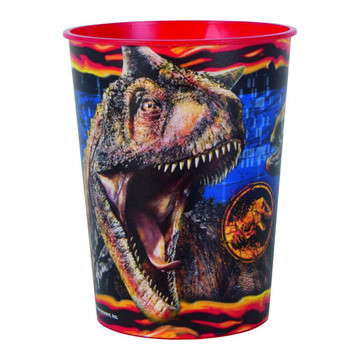 Jurassic World: Fallen Kingdom 16oz Plastic Favor Cup (1)