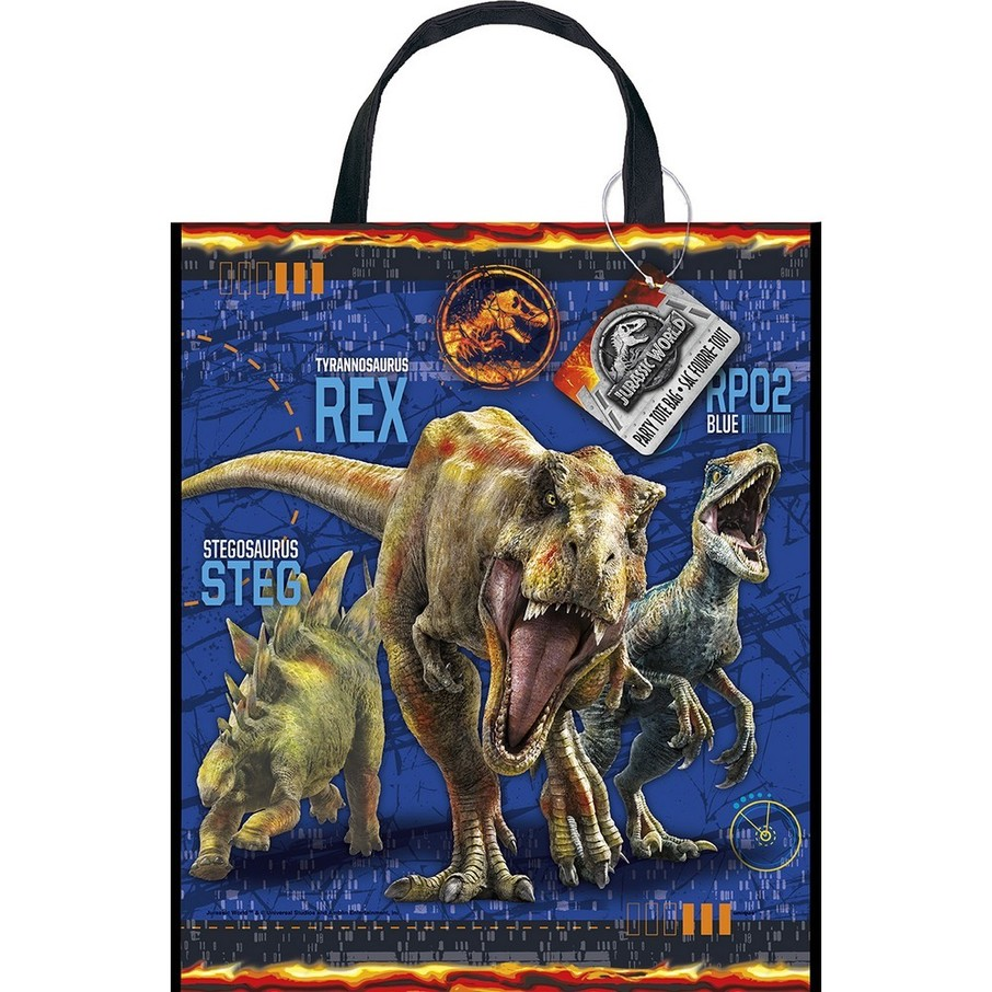 View larger image of Jurassic World: Fallen Kingdom Tote Bag (1)