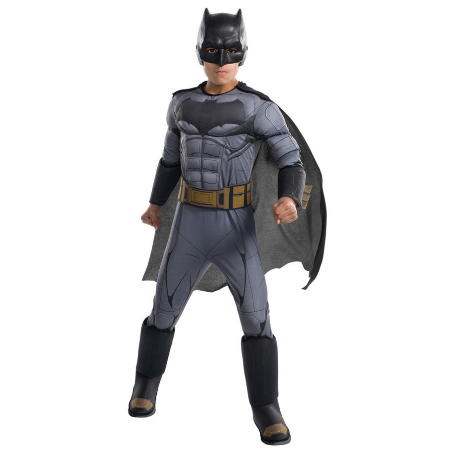 View larger image of Justice League Movie Batman Deluxe Child Costume
