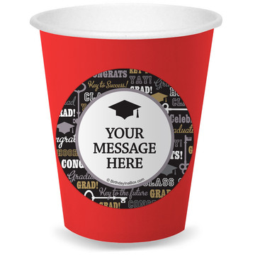 Key To Success Graduation Personalized Cups (8)