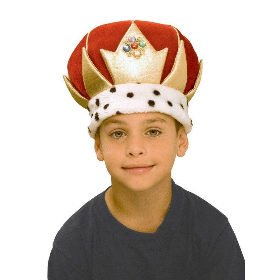 View larger image of Kings Child Crown