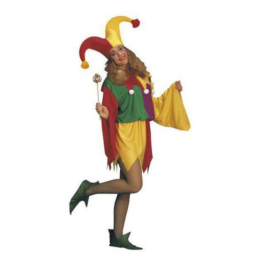 View larger image of Kings Jester Adult Costume