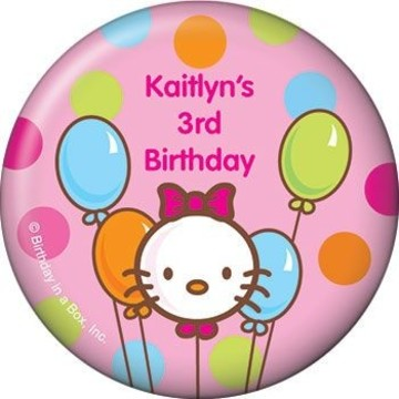 Kitty Personalized Magnet (each)