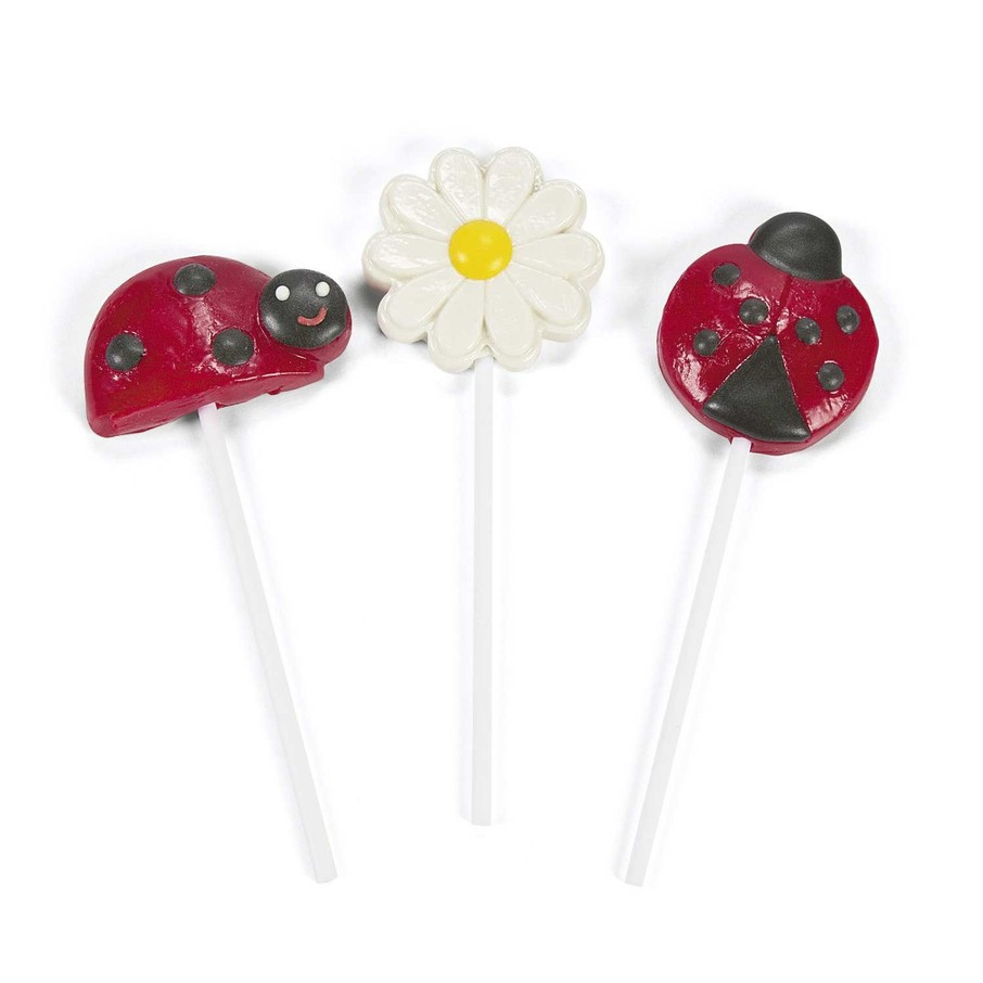 View larger image of Ladybug Character Suckers (12)