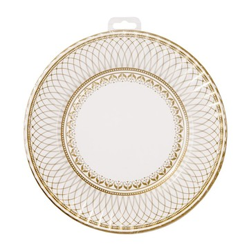 Large Plate (8 Count)