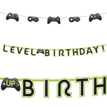 Level Up Banner Kit