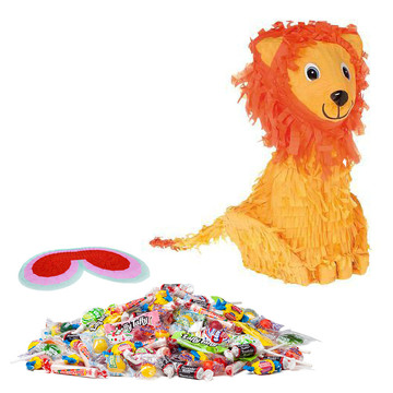 Lion Pinata Kit