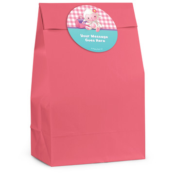 Little Doc Personalized Favor Bag (12 Pack)