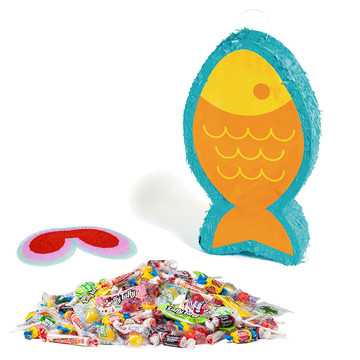 Little Fisherman Pinata Kit
