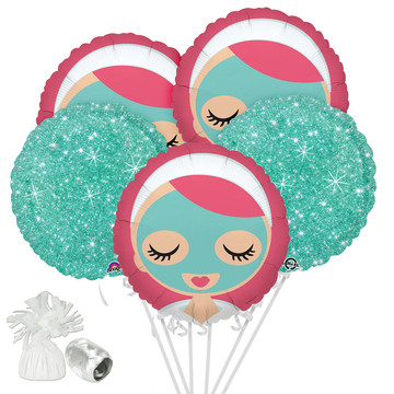 Little Spa Balloon Bouquet Kit