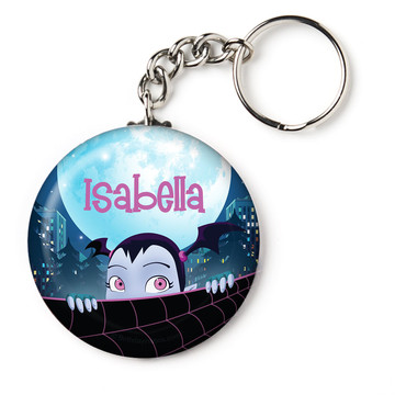 "Little Vampire Personalized 2.25"" Key Chain (Each)"