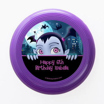 Little Vampire Personalized Mini Discs (Set of 12)