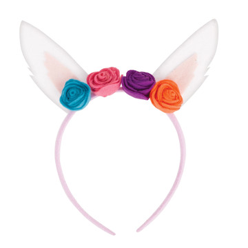 Llama Fun Deluxe Headband for Girls