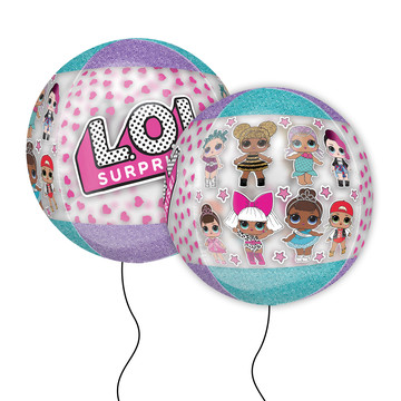 "LOL Surprise 16"" Orbz Balloon (1)"