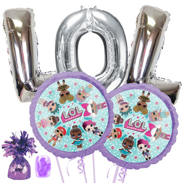 LOL Surprise Balloon Bouquet Kit