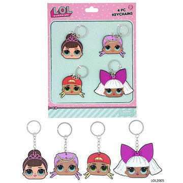 LOL Surprise Keychains (4)