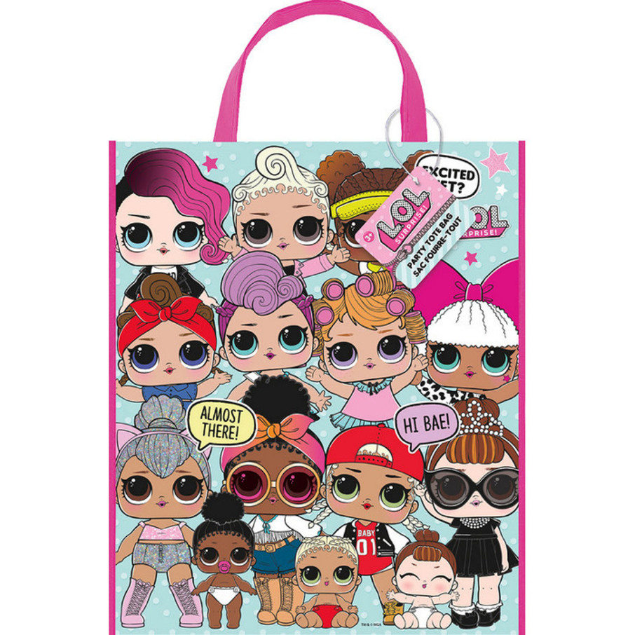 View larger image of LOL Surprise Party Tote Bag (1)