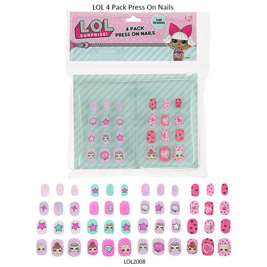View larger image of LOL Surprise Press On Nails (4)