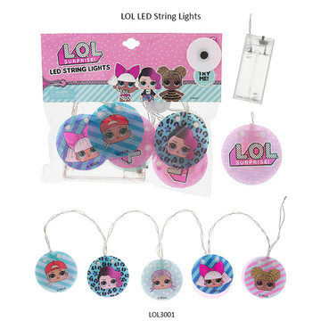 LOL Surprise String Lights (1)