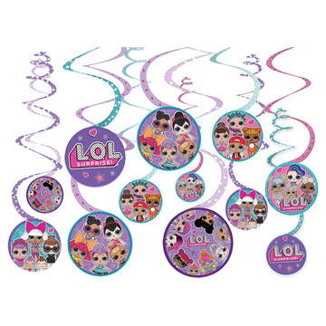 LOL Surprise Swirl Decorations (12)