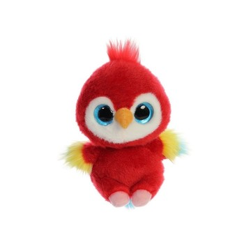 Lora the Macaw Plush