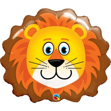 "Lovable Lion 29"" Foil Balloon"