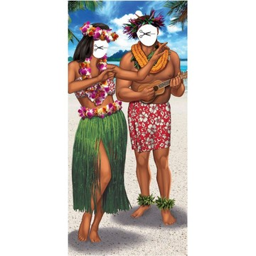 """Luau Stand-In 30"""" x 60"""" Poster"""